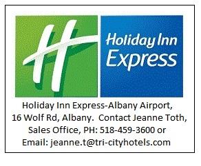 Holiday Inn Albany Airport