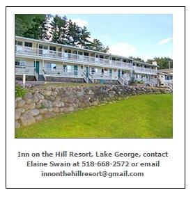 Inn on the hill resort Lake George