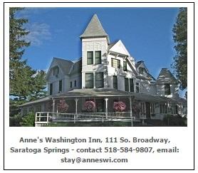 Anne's Washinton Inn