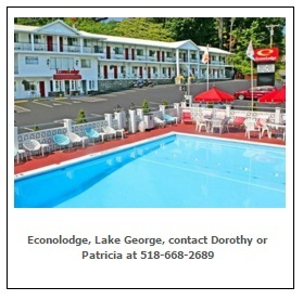 Econolodge Lake George