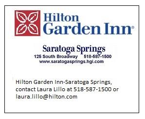 Hilton Garden Saratoga Springs