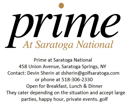 Prime at Saratoga National