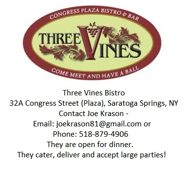 Three Vines Bistro