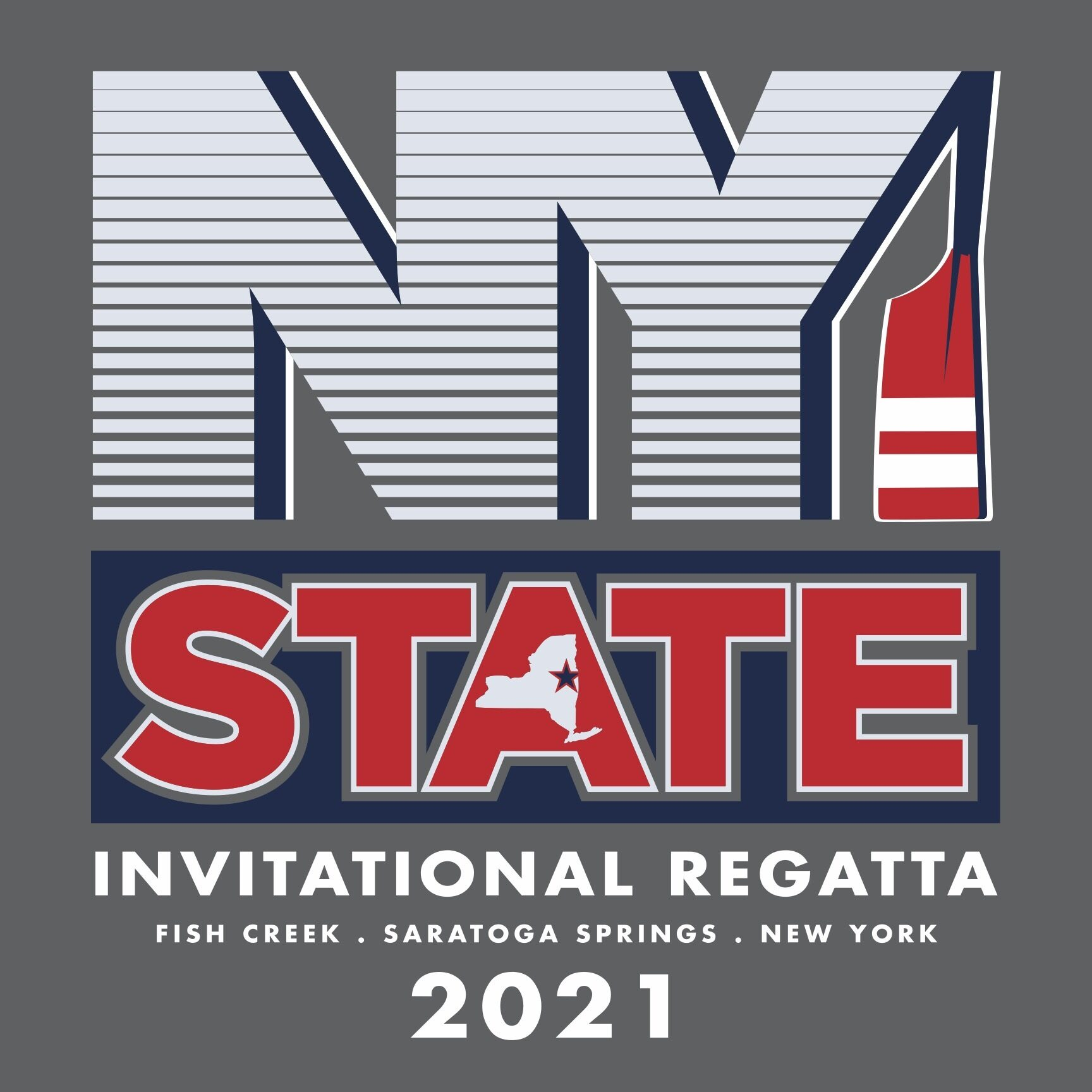 NY State SC 21 - Front Art